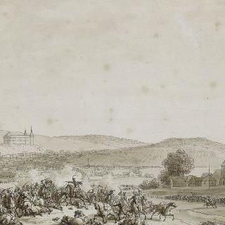 1806년 10월 9일 슐레이츠 도시 앞의 전투