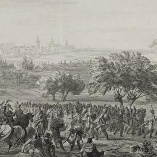 1807년 6월 16일 쾨니그스베르그 도시의 항복 이미지