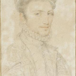 프랑스 왕 샤를르 9세의 초상