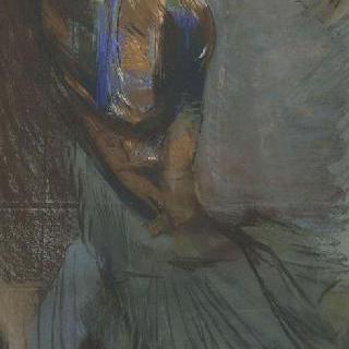 폴 엘뢰 부인의 초상