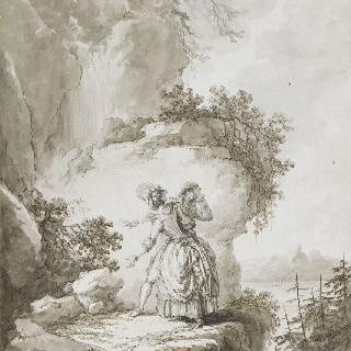 네이에리 언덕의 볼마르 부인과 성 프리웨