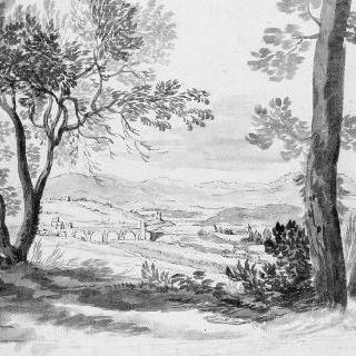 포네 몰레의 원경