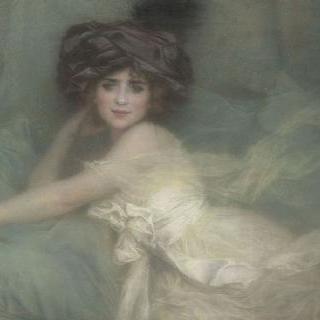 카를리에르 마드무아젤의 초상