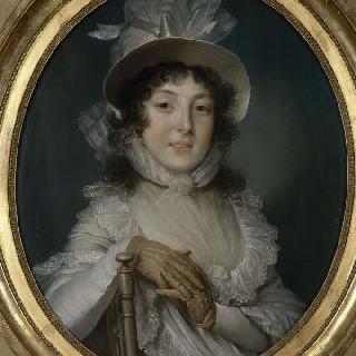 바르비에르 봘본 부인의 초상