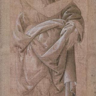 서 있는 세례 요한 : 두오모 성당 습작