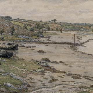 퐁타방의 항구
