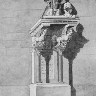 피에르 오르주몽의 무덤