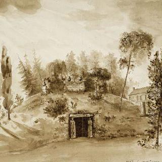 1793년 성 드니의 산