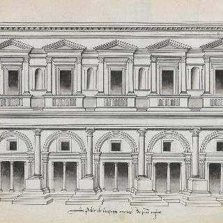 로마의 튀르콰니 궁