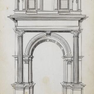 고대 궁형문