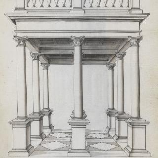 고대 현관 입구