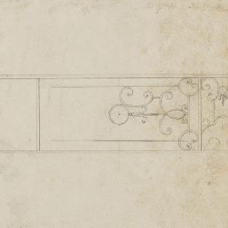 여러 가지 부분 묘사, 발코니 : 난간 구상