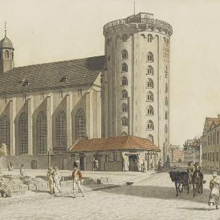 코펜하겐의 트리니테 옵세르바투아르 교회