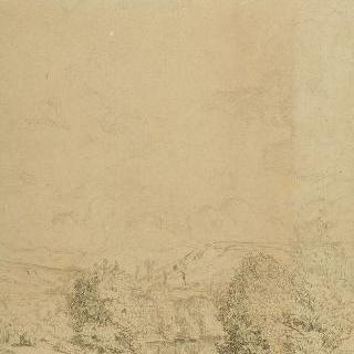 토르시 근역 (오브 지방) 모르방에서 본 풍경