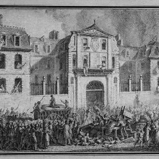 성라자르 가옥의 약탈 (1789년 7월 13일)