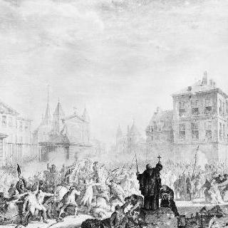 몽토반에서의 혁명파들의 학살 (1790년 5월 10일)