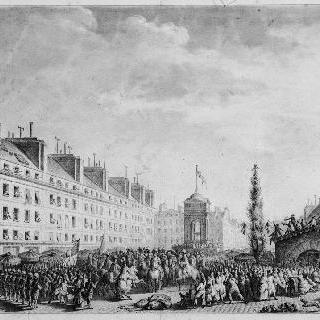 1791년 헌법 선포(1791년 9월 14일)