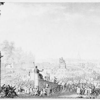 첫 번째 자유 기념일 (1792년 4월 15일 )