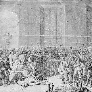 무고한 자들의 학살