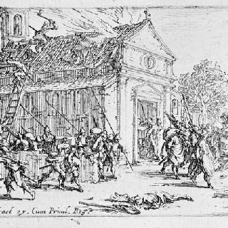 수도원 약탈