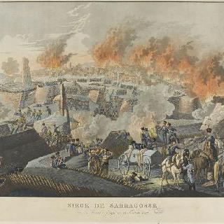 1809년 1월 25일 부터 2월 19일 까지의 사라고스 공략