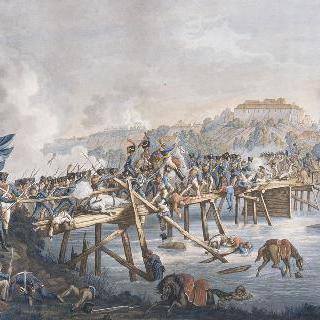 에베르베르그 근처의 전투, 1809년 5월 3일