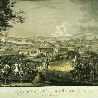 만하임 기습, 1799년 9월 18일