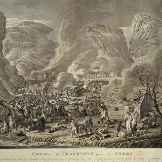 크렘스 근처의 디른스타인 전투