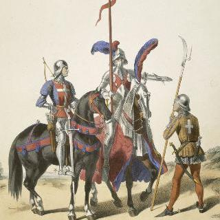 샤를 7세 통치하의 칙령부대, 1439-1445