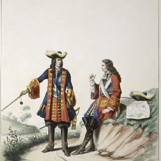 장군들, 1694년