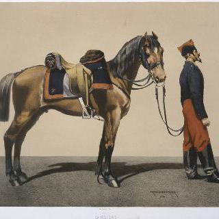 1859년 일선 부대