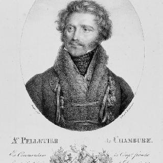 로랑-오귀스 (원자료에 따르면 오귀스탱) 펠르티에 드 샹뷔르 (1789-1832)