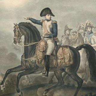 나폴레옹, 프랑스 황제이자 이탈리아 왕, 라인강 동맹 수호자