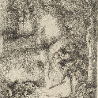 성 베드로와 성 바울의 시체들 발견