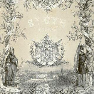생 시르, 1686-1859, 생 루이의 왕실관