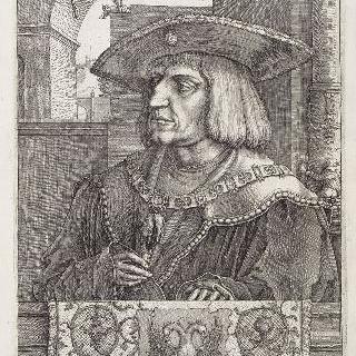 막시밀리앙 1세 황제 초상화 (1459-1519)