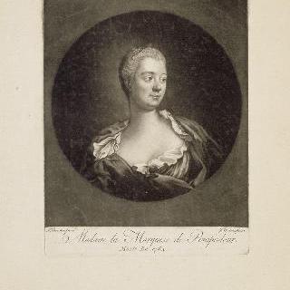 퐁파두르 부인 초상화, 세 번째 판