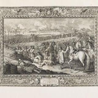 1667년의 투우르네 공략