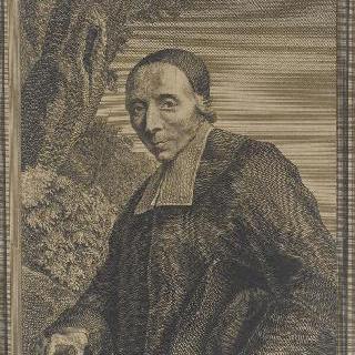 루이-피르맹 투르뉘 초상화, 사제