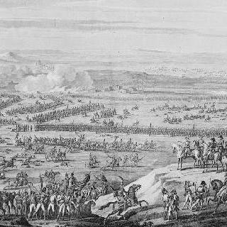 프랑스 황제가 직접 지휘한 오스테를리츠 전투, 1805년 12월 2일
