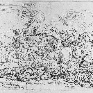 기병대 전투, 1740년경