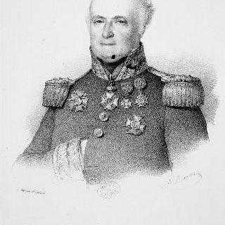 장-밥티스트 자맹 장군 (1772-1848)