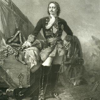 피에르 1세, 러시아 황제 (1672-1725)