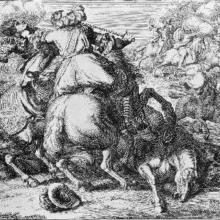 기병대 전투