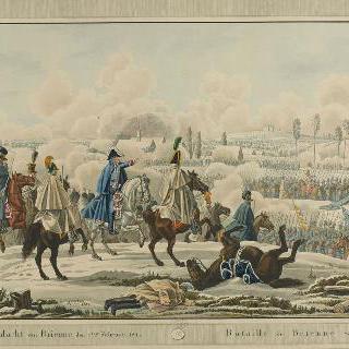 브리엔 전투, 1814년 2월 1일