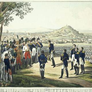 파리 항복, 1814년 3월 31일