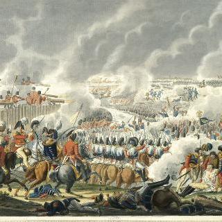 워털루 전투, 1815년 6월 18일