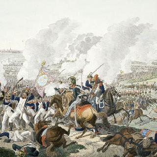 라이프치히 전투, 1813년 10월 16일, 18일, 19일