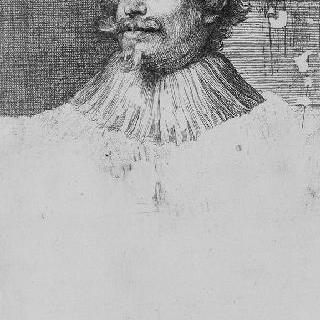 화가 폴 드 보스 초상화 (1596-1678) ; 첫 번째 판