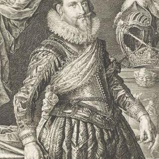 크리스티앙 4세, 덴마크 국왕